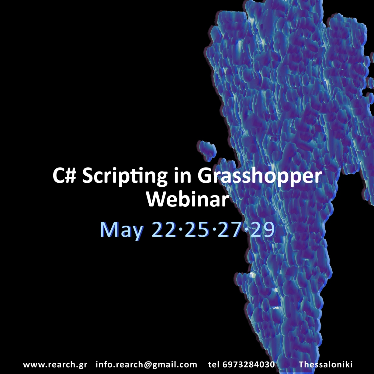 C# Scripting in Grasshopper Webinar